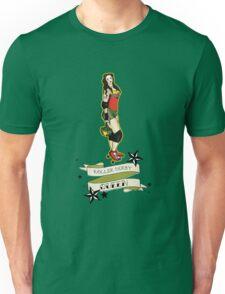 Sailor Jerry Derby Girl #2 Unisex T-Shirt