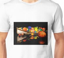 Chihuly Glass Boat Unisex T-Shirt
