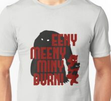 Eeny, Meeny, Miny, Burn! - League of Legends Unisex T-Shirt