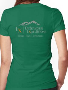 The -Ex- Standard Womens Fitted T-Shirt