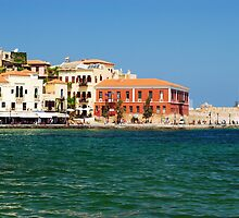 A Touch of Crete by NJMphotography
