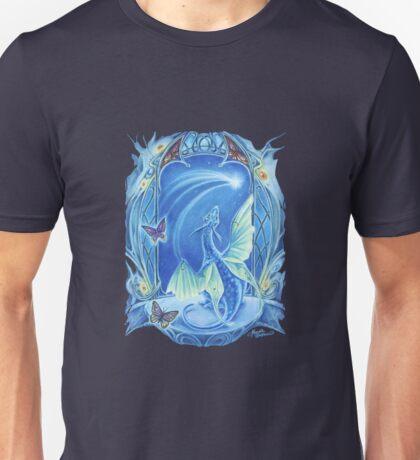 Wishing on a Star baby Dragon fantasy t shirt Unisex T-Shirt