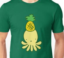 Pineapple Octopus Unisex T-Shirt