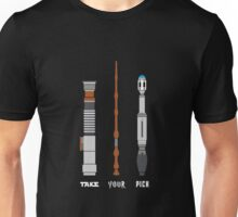 TAKE YOUR PICK  Unisex T-Shirt
