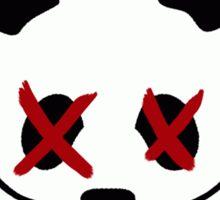 Panda Hater Sticker