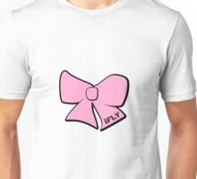 cheer bow (flyer) Unisex T-Shirt