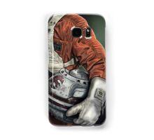 Helmet Series: Luke Hoth Pilot Samsung Galaxy Case/Skin