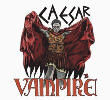 Caesar Was A Vampire! Kids Clothes