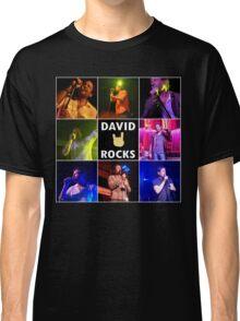 David Duchovny Rocks Classic T-Shirt