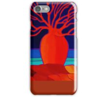 Boab On Fire iPhone Case/Skin