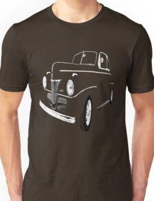 1941 Ford, Black on Black Unisex T-Shirt