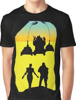 Mental Mark - Angry Lane Graphic T-Shirt