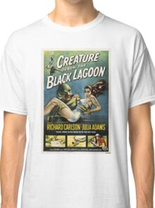 Creature from the Black Lagoon - 1954 Movie Poster Classic T-Shirt
