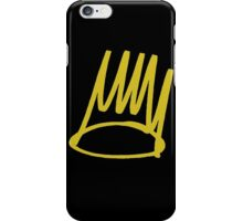 J Cole - Crown iPhone Case/Skin