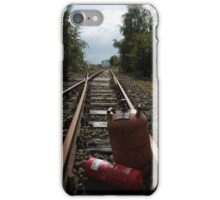 Run-Down Rails iPhone Case/Skin