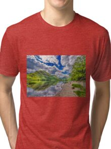Brothers Water Lake District Tri-blend T-Shirt