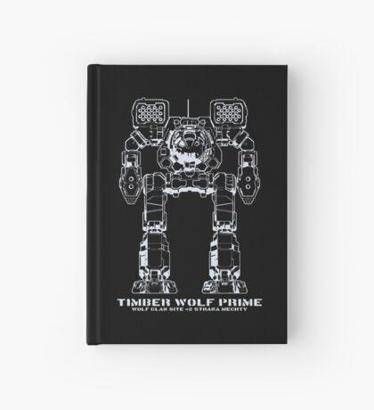 BattleTech Timber Wolf Prime Hardcover Journal