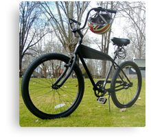 BLACK CRUISER CR2 Metal Print