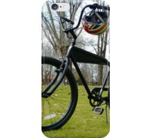 BLACK CRUISER CR2 iPhone Case/Skin