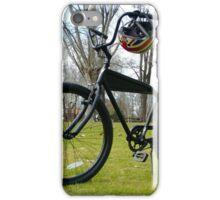 BLACK CRUISER CR2 iPhone Case/Skin