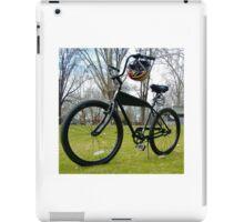 BLACK CRUISER CR2 iPad Case/Skin