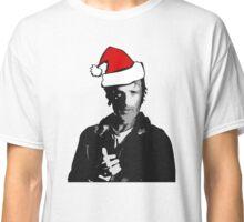 The Walking Dead - Rick Christmas Classic T-Shirt