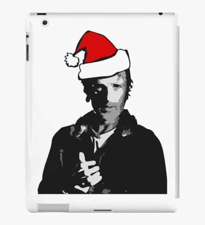 The Walking Dead - Rick Christmas iPad Case/Skin