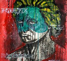 Beethoven abstract painting expressionism by #~Palluch, #A,