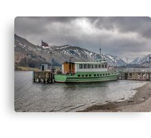 Tourist Boat at Glennridding Metal Print