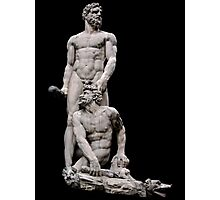 Hercules and Cacus Photographic Print