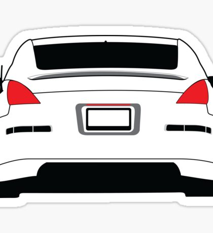 Nissan 350z - Z33 Sticker
