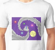 Into the Moon and Stars Unisex T-Shirt