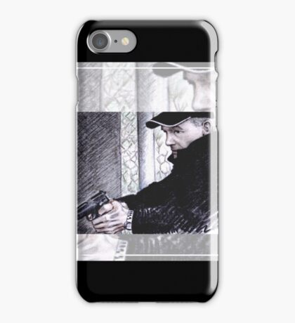 Mark Harmon miniature MH3 iPhone Case/Skin