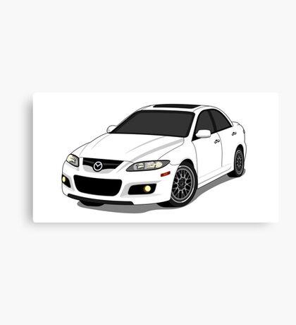 Mazda Mazdaspeed Canvas Print