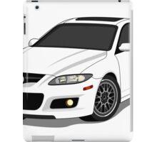 Mazda Mazdaspeed iPad Case/Skin