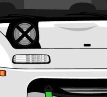 Mazda Miata - Stanced Tow Strap Sticker