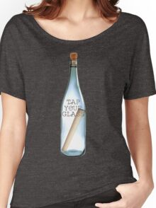 Gather those bottles! Women's Relaxed Fit T-Shirt