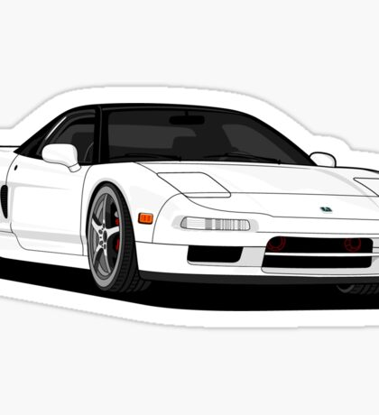 Acura NSX Sticker
