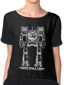 BattleTech Timber Wolf Prime Chiffon Top