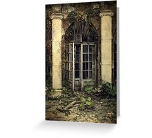 Forgotten chamber Greeting Card