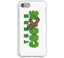Tough Cookie iPhone Case/Skin