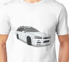 Nissan Stage A R34 Unisex T-Shirt