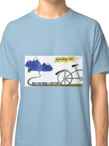 Ride for Peace and Justice Classic T-Shirt