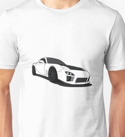 Mazda Rx7 FD Unisex T-Shirt