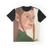 Tauriel The hobbit Graphic T-Shirt