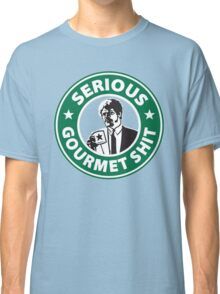 Pulp Fiction Serious Gourmet Shit Classic T-Shirt