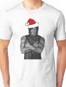 The Walking Dead - Daryl Christmas Unisex T-Shirt