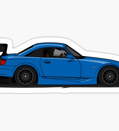 Honda S2000 Sticker
