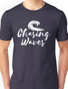 Chasing Waves Unisex T-Shirt