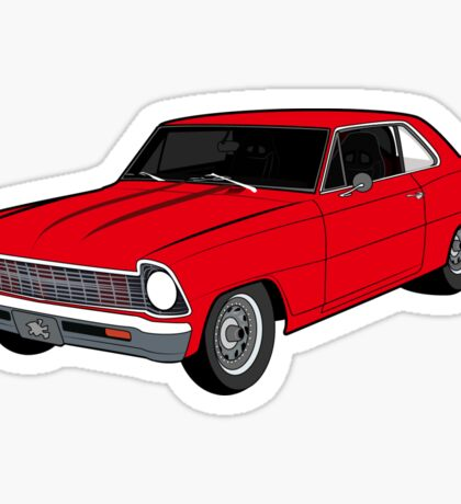 Chevy Nova - Chevrolet Sticker